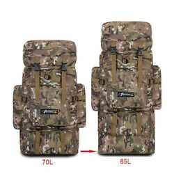 Tactical Bag Sport Backpack Mountaineering Molle Hunting Camping Rucksack Bags