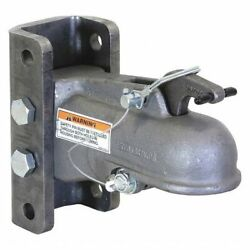 Buyers Products 0091543 Trailer Coupler, Class Iv, 2 Ball Size