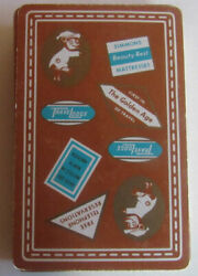Travel Lodge Simmons Beauty Rest Mattresses Playing Cards