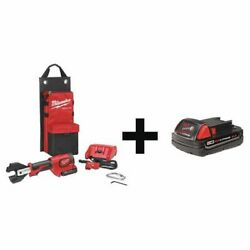 Milwaukee 2672-21s 48-11-1820 Cordless Cable Cutter Kit Battery Included