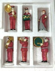 Department 56 Christmas Heritage Village Salvation Army Band