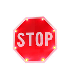 Mutcd Stop Traffic Sign Edge Lit Sign 30 Cable Type Led Stop Sign