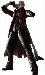 Devil May Cry 4 Play Arts Kai Dante Pvc Action Figure Square Enix New From Japan