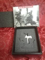 Rare If001 Benito Mussolini On Horse King Country Gift Ww2 Soldier Figure Metal