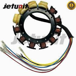 Mercury 6cyl Stator Assy Outboard 16amp 398-9873a36 174-9873-16,18-5867