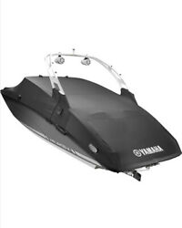 Yamaha Deluxe Premium Tower Mooring Boat Cover 24 Ft