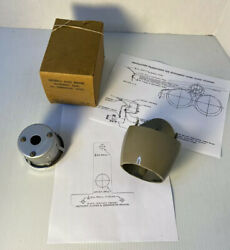 Nos 1954 1955 1st Chevrolet Accessory Truck Dash Clock Housing Nice Used Clock