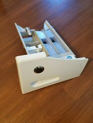 Ge Washer Dispenser Drawer Tray Wcvh6800jwwused Working.