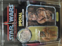 Rare Clear Unpunched Kenner Star Wars Afa 90 Romba Potf With High 95 Subgrades