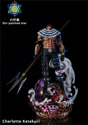 Six Painted Star One Piece Charlotte Katakuri Gk Collector Resin Statue Preorder