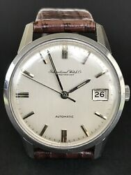 Schaffhausen R 810 A Automatic Cal 8541 35mm Stainless Steel Vintage Watch