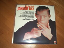 Johnnie Ray - The Best Of Mint 1st 1983 Uk Press Spr 8507