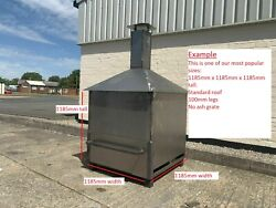 Large Incinerator Chimenea Smoker Waste Burner Make It To Your Specification