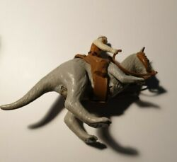 Vintage Star Wars Kenner 1979 Tauntaun Reigns, Saddle And Action Figure A01