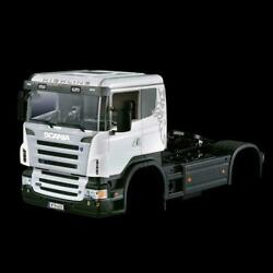 Hercules Scania Cabin Body Shell For 1/14 Scale Rc Trailer Tractor Truck 801a