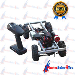 110 2.4g 6ch Fs-l200 Inline Modified Nirto Powered Rc Car Off-road Vehicle Rtr