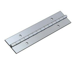 Taco Marine H14-0114p72 Stainless Steel Piano Hinge 1-1/4w X .040 Awg X 72l