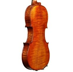 Master Violin 4/4 - Hand-made By European Luthier 135