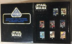 Disney Star Wars Weekends 2011 Star Tours Boxed Pin Set Le 300 Pin Set New