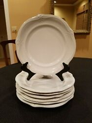 Southern Living Gallery 11-3/4 Dinner Plates Set Of 7 Mint