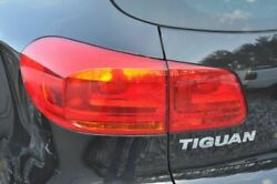 Driver Tail Light Germany Built Vin W 1st Digit Outer Fits 12-18 Tiguan 723280