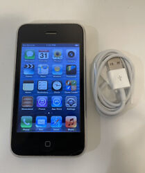 Apple Iphone 3gs - 32gb - White Gsm Unlocked A1303 Gsm