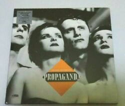 Propaganda The Eight Testaments Rsd Box Record Store Day 4 X 12 Limited Sealed