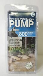 Smartpond 71142 Pond And Water Feature 800-gph Flow Control Pump