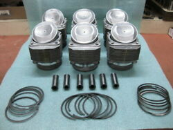 Porsche 993 Mahle Pistons And Cylinders