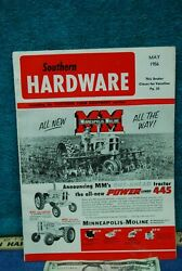 Vintage 1956 Southern Hardware Catalog Tools Murray Pedal Cars J Deere Tractors