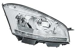 Hella Headlight For Citroandeumln C4 Picasso/grand Picasso Ua _ Ud_ And039re