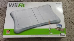 Wii Fit Balance Board Bundle Wii 2008 Brand New Contents Factory Sealed