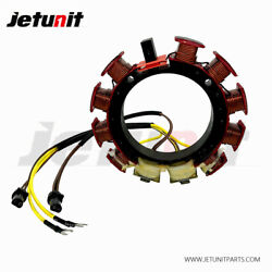 Stator 6cyl For Johnson Evinrude 150155175185and235hp 35amp 763785 583668