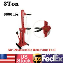 3ton Car Hydraulic Coil Spring Compressor Disassemble Removing Tool 6600 Lbs