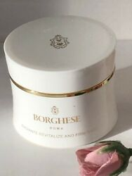 Borghese Radiante Revitalize And Firm Mask Firming 1.7 Oz Fast Shipping