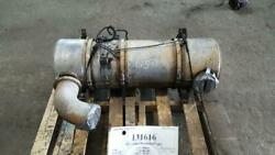 Kenworth Cummins Ism Dpf Assembly 4965224 Removed From A 2010 T800