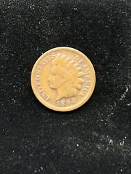 1894 Indian Head Penny Small Cent Better Date