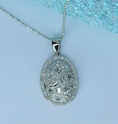Womenand039s 14kt W/gold Diamond 1.00cttw Necklace - 18 - 7.3 Grams
