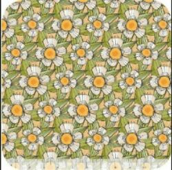 The Makers Daisy Floral Blend Cotton Fabrics Paisley BFab
