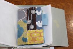 Hobonichi Techo Minä Perhonen Weeks Planner A6 Size Cover ONLY Quilt from Japan $185.00