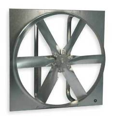 Dayton 7cf14 Standard Duty Exhaust Fan With Motor And Drive Package 36 In