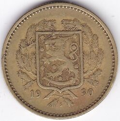 1930 S Finland 10 Markaa   Pennies2pounds