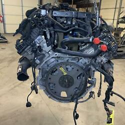 2015 Hyundai Equus 5.0l Engine Motor Assembly Vin H Tested Miles=115730