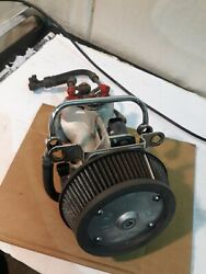 Harley Davidson Magneti Marelli Induction Module With Hi Flow Air Filter