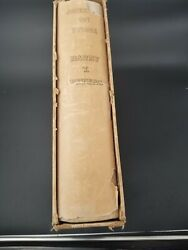 America On Stone By Harry T Peters 1931 First Edition With Slip/dust Covers