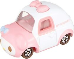 Tomica Dream My Melody Car Toy 499121 Takara Tomy 2014 From Japan Brand New