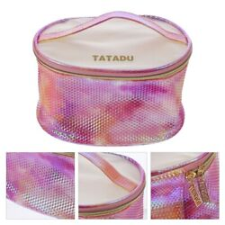 1pc Creative Makeup Bag Home Outdoor Personalized Cosmetic Holder $8.86