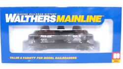 Walthers Mainline Ho Pan Am Oil Shpx 89 36' 3-dome Tank Tanker Car 910-1105