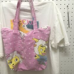 Pink Bag With Cute Lambs $9.60