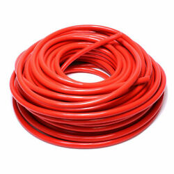 Hps Hthh-075-redx50 3/4 Id 50 Feet Roll 1-ply Red Silicone Heater Hose